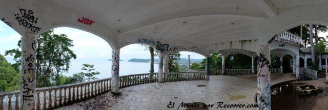 Jaco costa rica hotel abandonado
