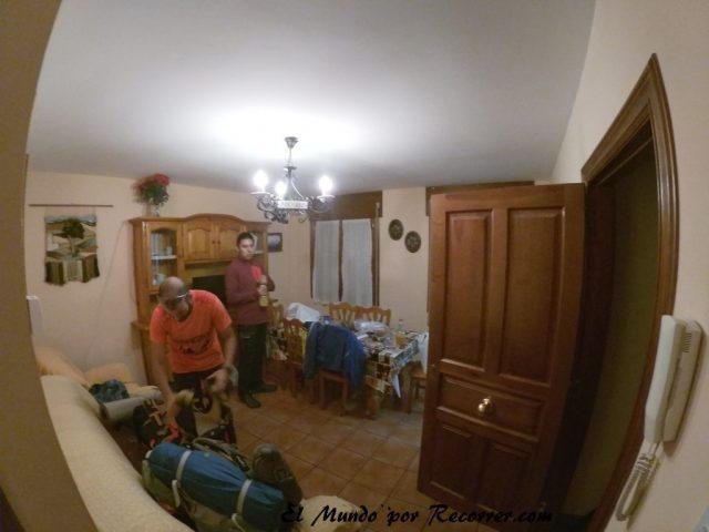 Monte Perdido Ordesa casa rural apartamente en Oto