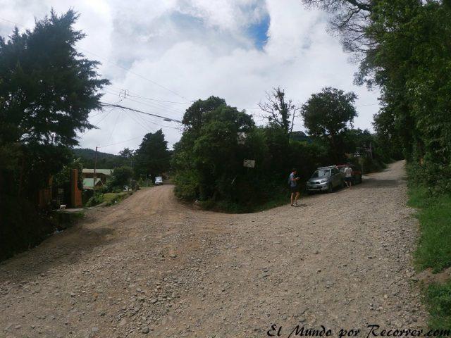 Monteverde San Carlos Costa Rica aparcar ficus