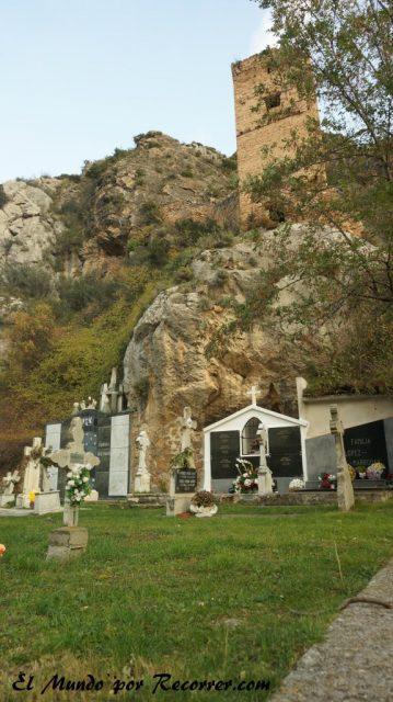 Arnedillo La Rioja cementerio
