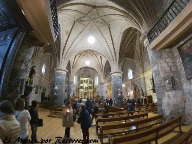 Arnedillo La Rioja iglesia san german servando
