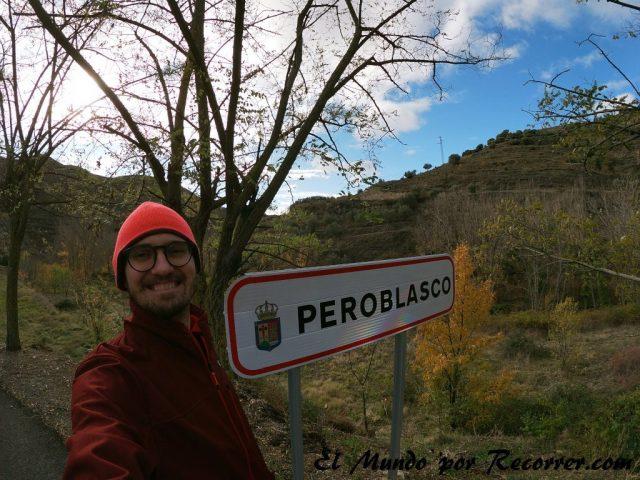 Arnedillo La Rioja peroblasco