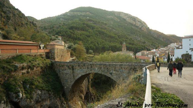 Arnedillo La Rioja puente