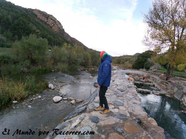Arnedillo La Rioja termas aguas
