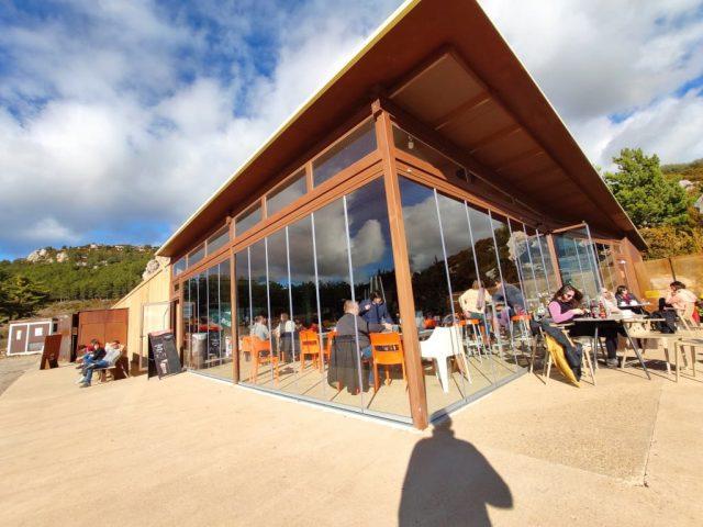 Castillo de Loarre Huesca restaurante