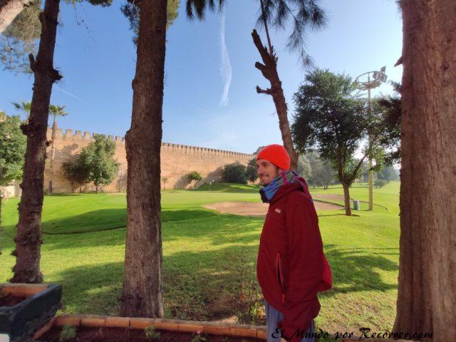 Meknes viajar por marruecos campo de golf