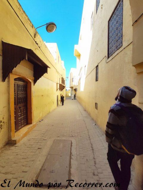 Meknes viajar por marruecos medina