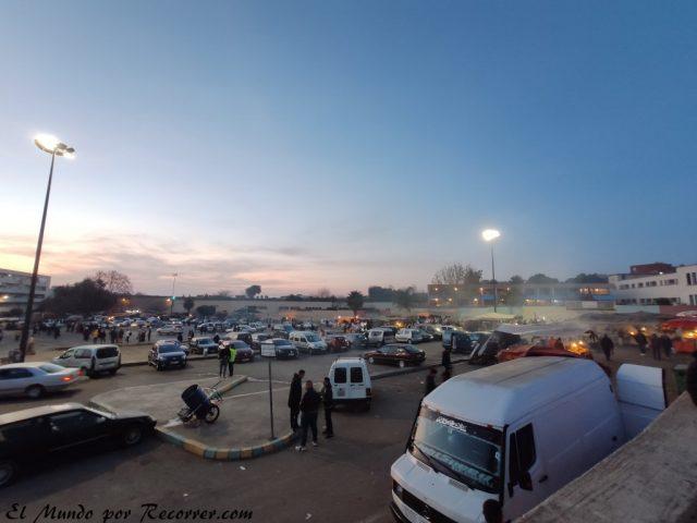 Meknes viajar por marruecos plaza principal el hadim
