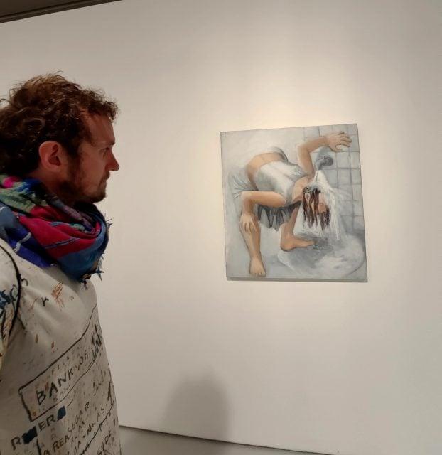 Rabat Marocco museo mohamed VI arte contemporaneo moderno  scaled