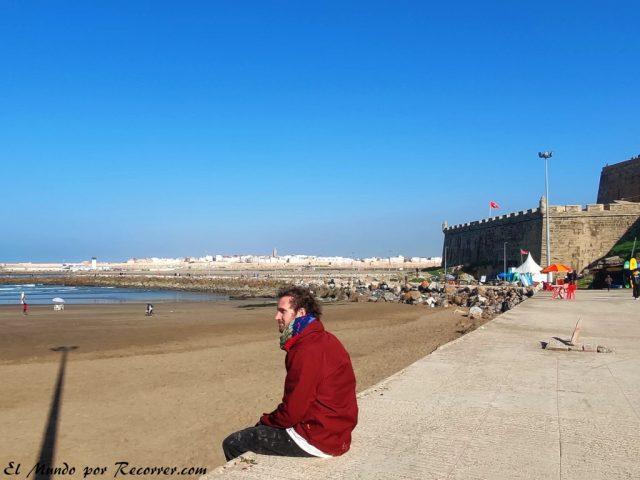 Rabat Marocco playas