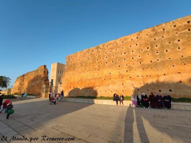 Rabat Marocco torre hassan