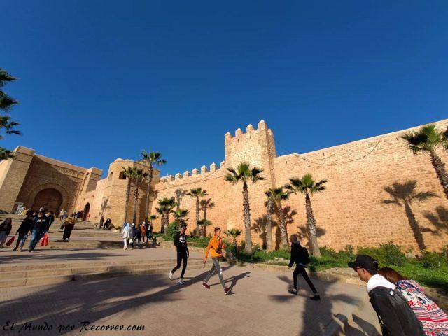 Rabat Marocco udayas kasbah
