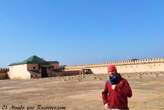 meknes marruecos viajar por prision de los cristianos