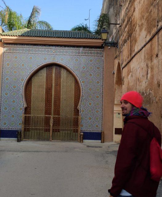 meknes marruecos viajar por turismo