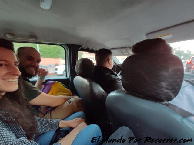 taxi marruecos