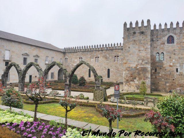 Braga Portugal jardin