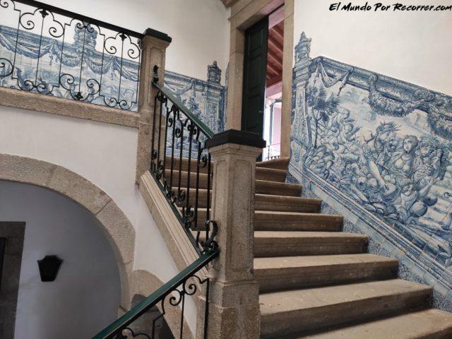 Braga Portugal museo biscasinhos