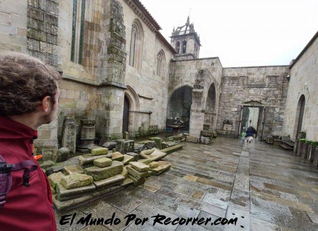 Braga Portugal se catedral