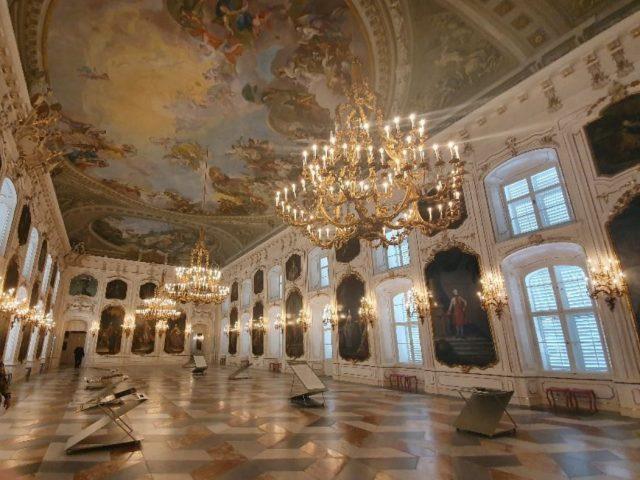 Hofburg palacio innsbruck austria