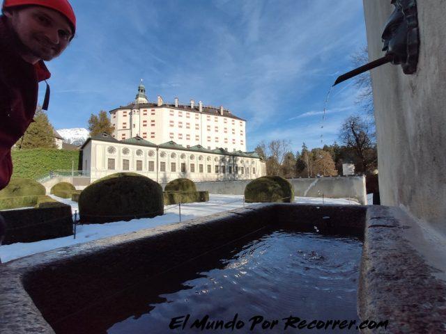 Innsbruck austria ambras