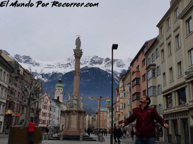 Innsbruck austria annasaule mariatheressien