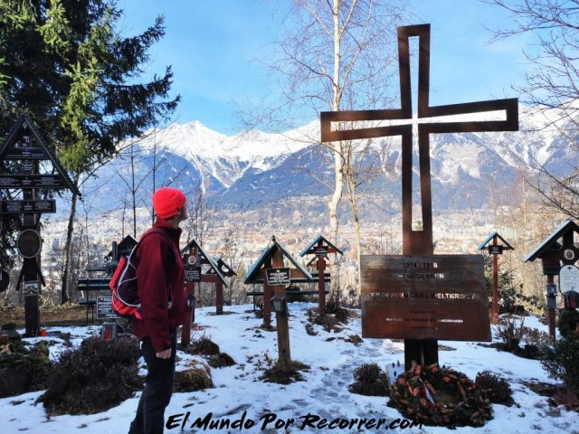 Innsbruck austria cementerio