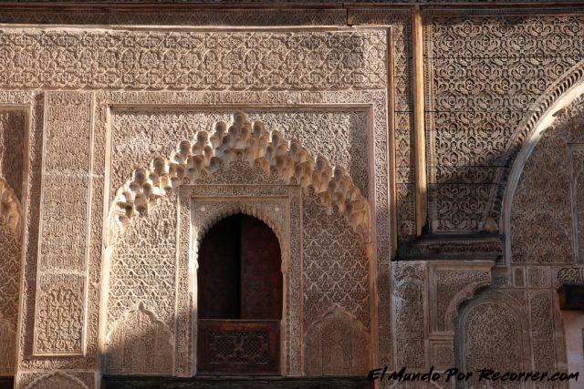 fez marruecos Madrasa Bou Inania