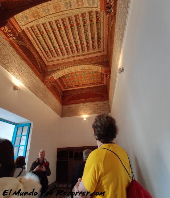 marrakech marruecos bahia palacio