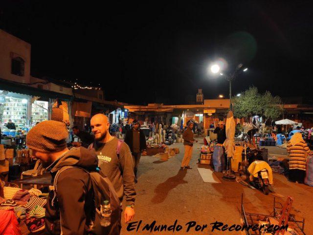 marrakech marruecos plaza