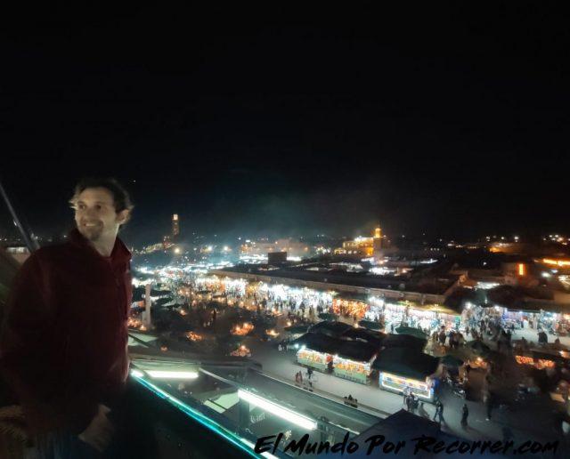 marrakech marruecos vistas mirador