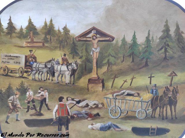 oleo cementerio tummeplatz innsbruck