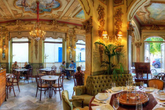 Café Royalty, Cádiz