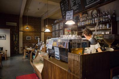Espresso Vivace Roasteria, Seattle