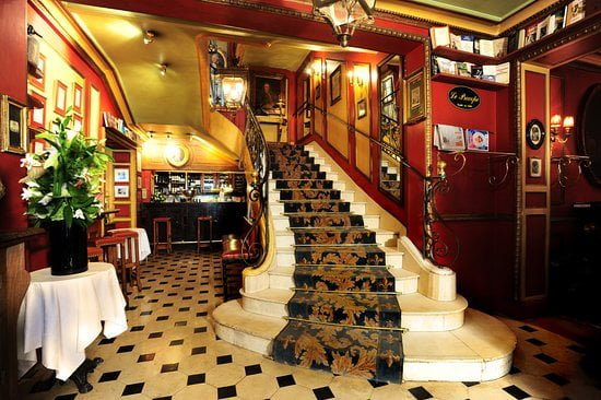 Le Procope café París